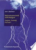 Naturwissenschaft trifft Religion Book Cover