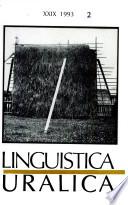 1993 - Vol. 29,N.º 2