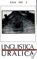 1991 - Vol. 27,N.º 3
