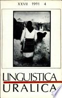 1991 - Vol. 27,N.º 4