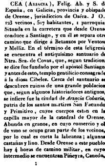 diccionario geografico-estadistico de Espana y Portugal ... por Sebastian de Minano. Tomo 1. [- 11.]: 3