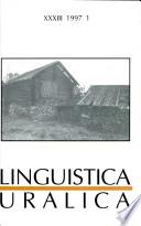 1997 - Vol. 33,N.º 1