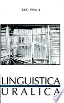 1994 - Vol. 30,N.º 4